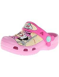 Crocs Cc Minnie Jet Set Cl - Zuecos Niñas