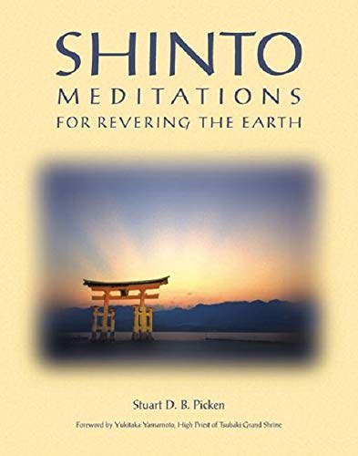 Shinto Meditations for Revering the Earth (English Edition)