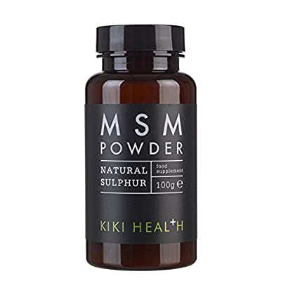 KIKI Health MSM (Methyl-Sulfonyl Methane) Powder - 100g by KIKI