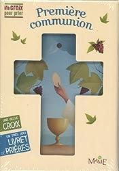 Première communion : Ma croix pour prier