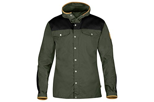 Fjällräven Greenland No.1 Special Edition Jacke mountain grey, black - Gr. M