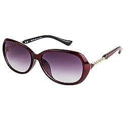 Farenheit Oval Sunglasses |FA-Z65-024-B43|