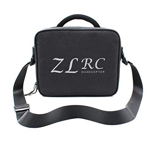 ┃BYEEEt┃ Drone Zaino - Waterproof Storage Bag Shoulder Bag Durable Handbag Borsa a Tracolla Portatile Bag Backpack Portatile per Bebop 2 Power FPV Drone Borsa da Trasporto