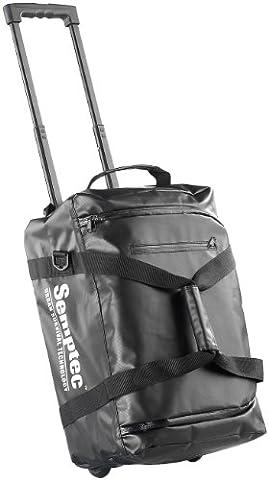 Semptec Urban Survival Technology Trolley aus Lkw-Plane im Handgepäck-Format, 55x40x20 cm, 44 l