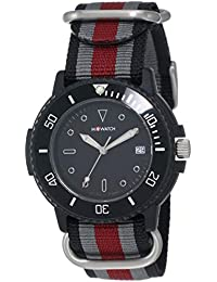 M-WATCH Aqua 43 Analog Black Dial Men's Watch-WYW.96220.NB