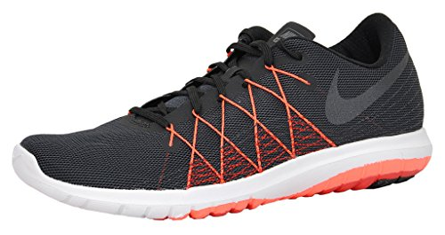 ee259e698a7 Nike 819134-003 Mens Flex Fury 2 Black And Red Running Shoes- Price in India