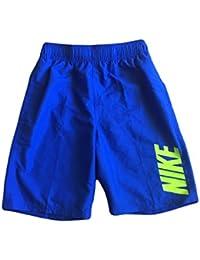 23d8f2c055 Nike Big Boy's 8-inch Volley Shorts Trunks Swimwear
