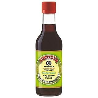 Kikkoman Tamari Soja-Sauce Glutenfrei - 250ml - 2x