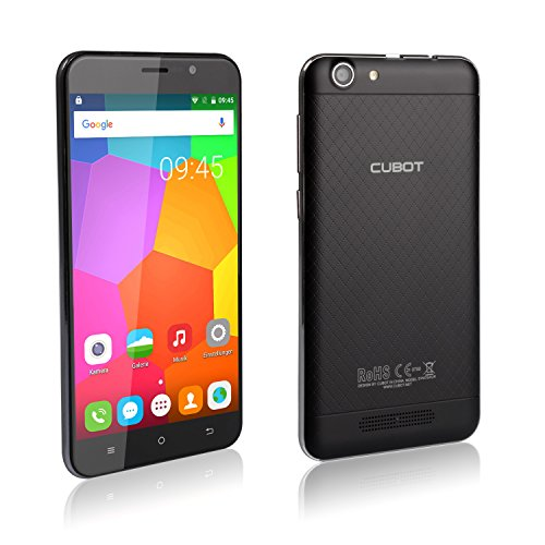 Cubot Dinosaur Smartphone Libre 4G Pantalla táctil 5.5