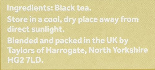 Yorkshire Gold Tea, 80 Tea Bags
