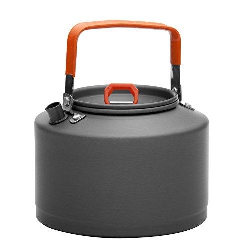 Fire-Maple Wasserkocher Teekanne Kaffeekanne aus eloxiertem Aluminium 1,5L T4