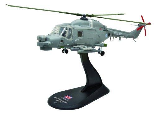 Westland Lynx HMA.8 diecast 1:72 helicopter model (Amercom HY-46) -