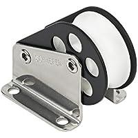 Schaefer 3Serie Halyard mejillas de aluminio bloque de elevación con correas de acero inoxidable