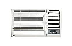 LG LWA5BP3A L-Bliss Plus Window AC (1.5 Ton, 3 Star Rating, White, Aluminium)