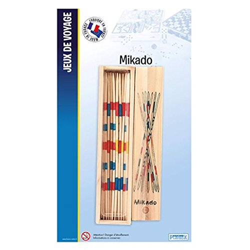 France Cartes Mikado de Voyage