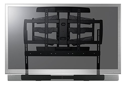 cavus-wmebst-full-motion-wall-mount-for-bose-soundtouch-300-tv-adjustable-swivel-tv-bracket-plus-bos