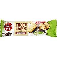 Cereal Bio - Croc'graines chocolat - Le paquet de 145g - Pirx Unitaire - Livraison Gratuit Sous 3 Jours