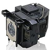 Starlight ELPLP67 V13H010L67 Lampada per proiettore compatibile con Epson EB-X02 EB-S02 EB-W02 EB-W12 EB-X12 EB-S12 X11 X14 W16 X14G S11 SXW11, EX3210 EX5210 EX7210 H428A H428B H428 Videoproiettore