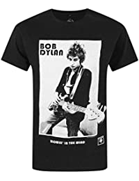 Official Bob Dylan Blowin In The Wind Men's T-Shirt