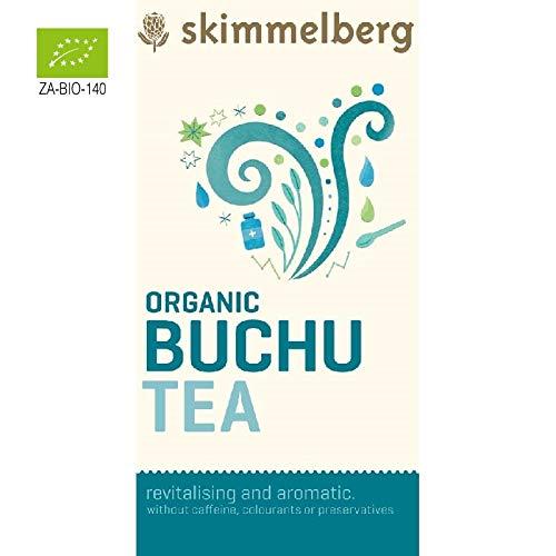 Skimmelberg Bio Buchu Tee - 6 x 20 beutel - Barosma - Bucco - Blasentee