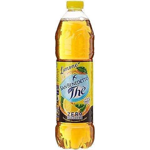 San Benedetto The al Limone, Zero Zucchero - 1500 ml