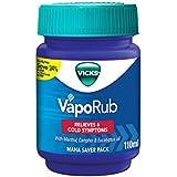 Vicks Vapo Rub Maha Saver Pack - 110 ml