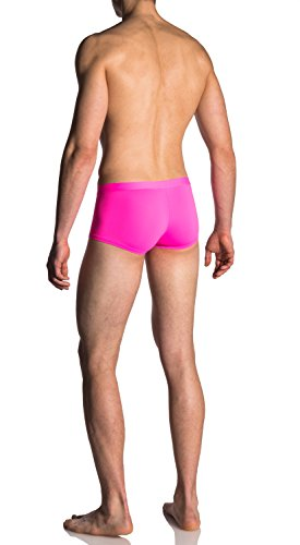 MANSTORE M200 Zipped Pants - New Style - limitiert Hotpink
