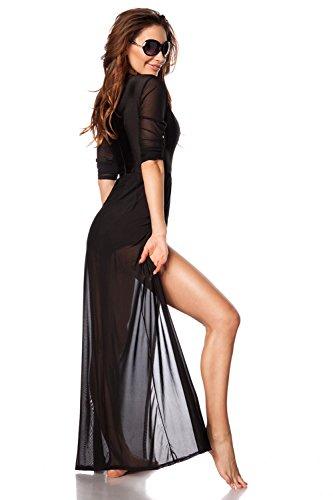 ... Body-Kleid von luxury & good Dessous Schwarz ...