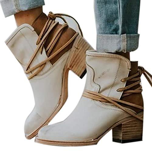 Stivali da Donna alla Caviglia Tacco Alto
