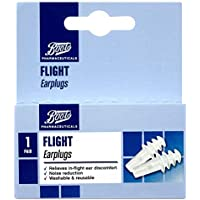 Boots Flight Earplugs (1 Pair with Carry Case) preisvergleich bei billige-tabletten.eu