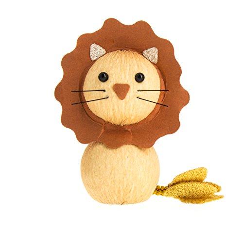 Tierra Zen Okiagari Culbuto en forme de lion