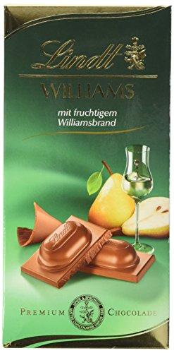Preisvergleich Produktbild Lindt & Sprüngli Williams Tafel,  12er Pack (12 x 100 g)