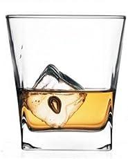 Pasabahce Whisky Glass,315 ml,Set of 6