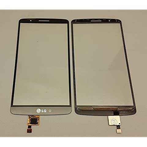 Express Shop offerta. LG Optimus G3D855vetro DISPLAY TOUCH SCREEN DIGITIZER vetro frontale nero black con accessori, senza display LCD