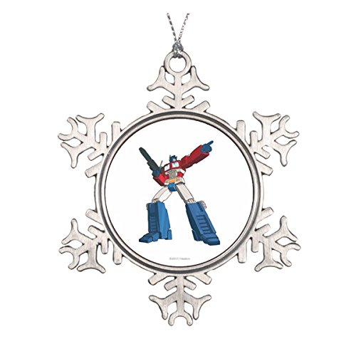 Daily Lady Optimus 5 Runde Keramik Weihnachten Ornament