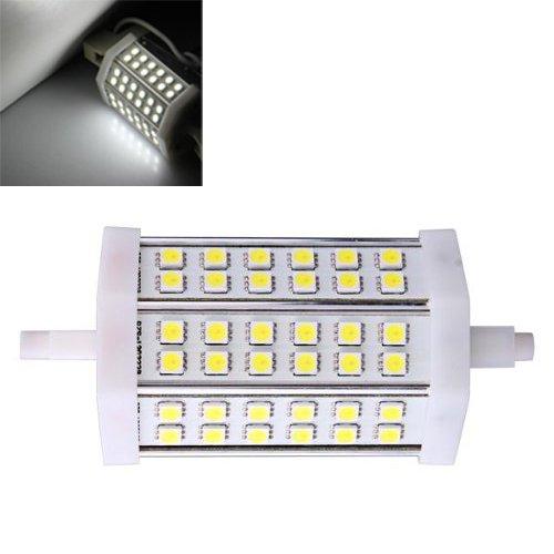 Lampada lampadina R7S/J118 36 LED SMD 5050 bianco