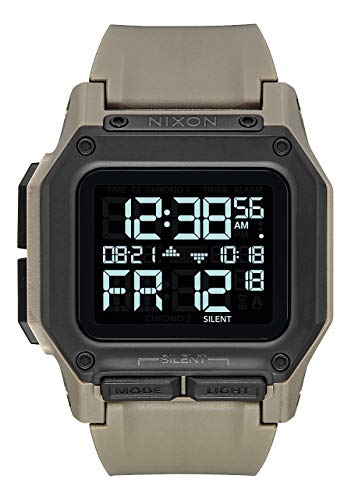 ene Digital Uhr mit Polycarbonat Armband A1180-2711-00 ()