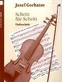 Schritt für Schritt. Violinschule