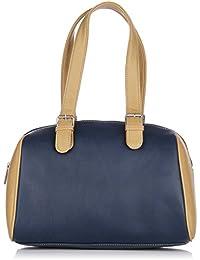 Fostelo Women's London Girl Shoulder Bag (Blue) (FSB-685)