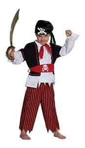 Rubbies - Disfraz de pirata para niño, talla 152 cm (1 2628 152)