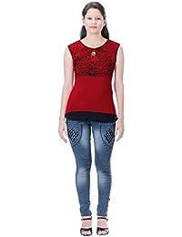 MODISH Combo of 1 Designer Jeans and 1 Designer Western top