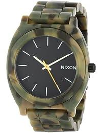 Nixon Women's A3271428 Time Teller Acetate Analog Display Analog Quartz Watch
