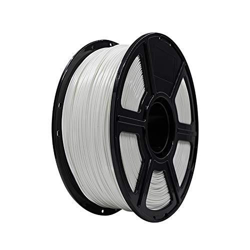 FlashForge - Impresora 3D de filamento ABS (1,75mm, 1kg/rollo), blanco