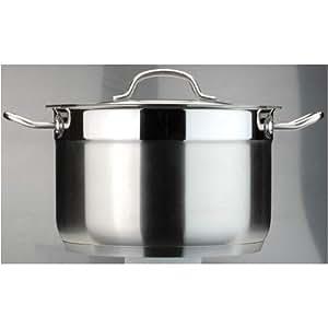 berghoff hotel line kochtopf 26 cm 10 liter induktion k che haushalt. Black Bedroom Furniture Sets. Home Design Ideas