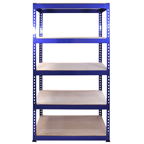 Monster Racking Q-Rax Regal Regalsystem Regaleinheit Werkstattregal, Lagerregal Garagenregal...