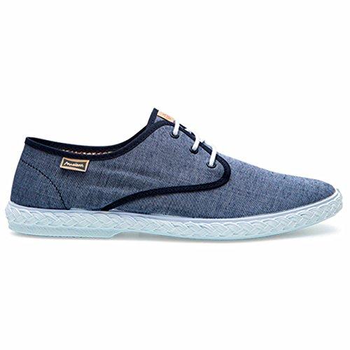 Maianas Zapato SISTO Rejilla Combinado Bleu