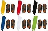 Die Sportskanone Junior Fighter Set 2.0 Schienbeinschoner und Stutzen )