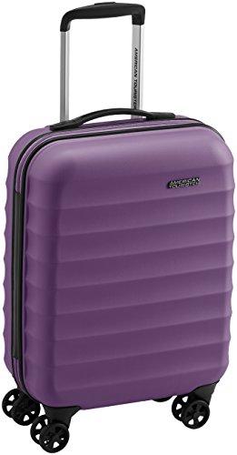 american-tourister-palm-valley-spinner-55-20-equipaje-de-cabina-40-cm-32-l-morado