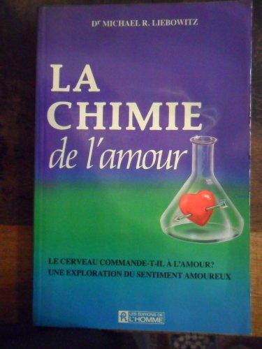 La chimie de l'amour