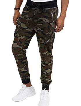 [Patrocinado]trueprodigy Casual Hombre marca Pontalon Jogger estampado ropa retro vintage rock vestir moda deportivo chandal...